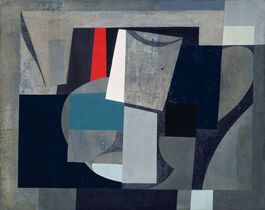 Nicholson: 1934-6 (painting - still life)