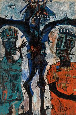 Francis Newton Souza: Crucifixion