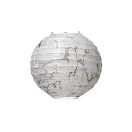Marbled small paper lampshade