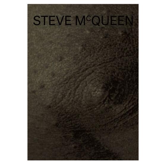 Steve McQueen exhibition book