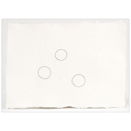 Mona Hatoum, Composition with Circles, 2016