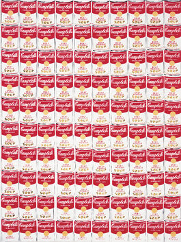 Andy Warhol: One Hundred Cans