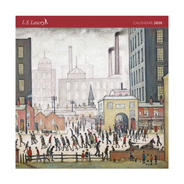 L.S. Lowry 2020 calendar