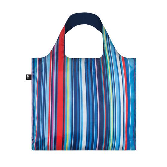 Nautical stripes bag