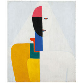 Malevich: Female Torso