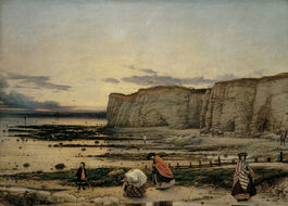 William Dyce: Pegwell Bay, Kent