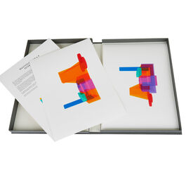 Peter Saville MULTICOLOUR TM portfolio