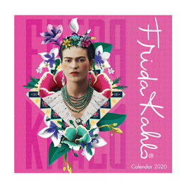 Frida Kahlo 2020 calendar
