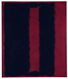Rothko: Black on Maroon, 1959