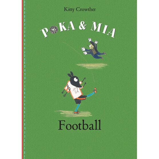 Poka & Mia: Football