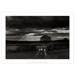 Don McCullin: Batcombe, Somerset poster