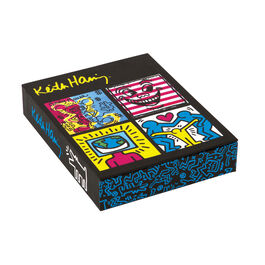 Keith Haring notecard set