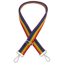 Rainbow Cambridge bag strap