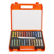 Pastel art box set (28) orange