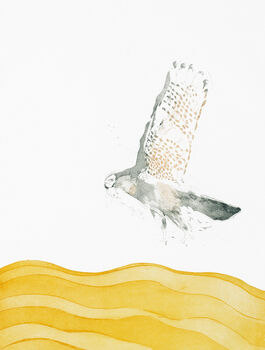 Elisabeth Frink: Sparrow Hawk