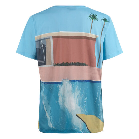 Hockney A Bigger Splash men's t-shirt