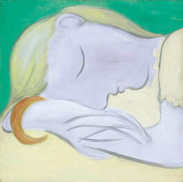 Pablo Picasso: Sleeping Woman