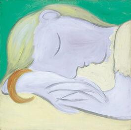 Pablo Picasso: Sleeping Woman