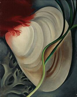 Georgia O'Keeffe: Shell No. 2