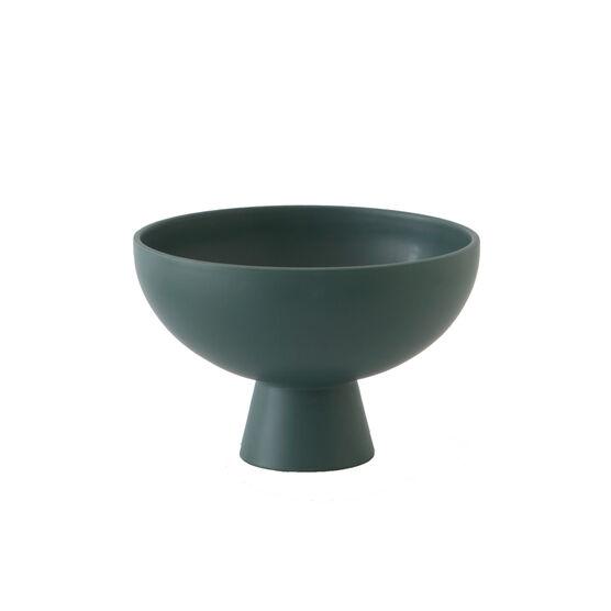 Strøm small green bowl