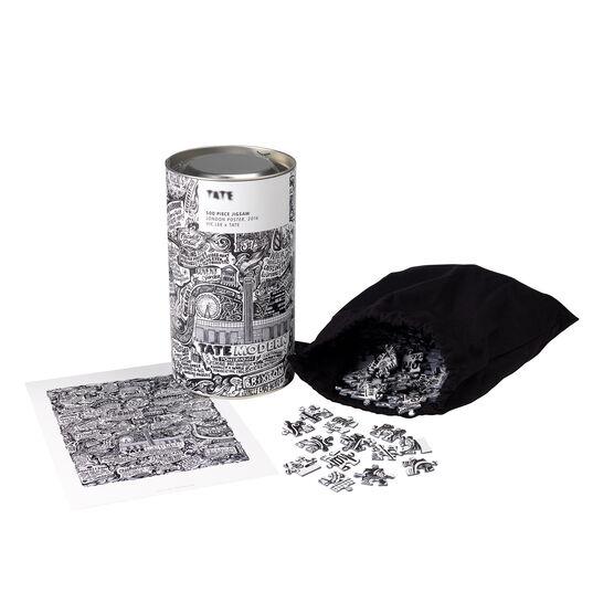 Vic Lee London jigsaw puzzle