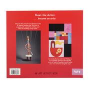 Meet the Artist: Sophie Taeuber-Arp back cover