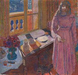 Pierre Bonnard: The Bowl of Milk