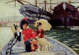 Tissot: Portsmouth Dockyard