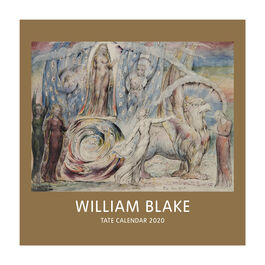William Blake 2020 calendar