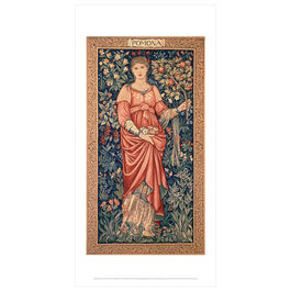 Edward Burne-Jones: Pomona poster