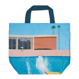 Hockney Bigger Splash Beach Bag