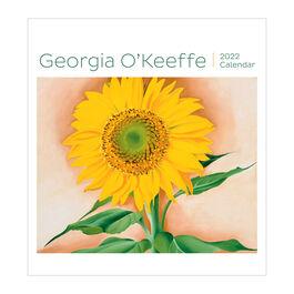 Mini Georgia O'Keeffe 2022 calendar