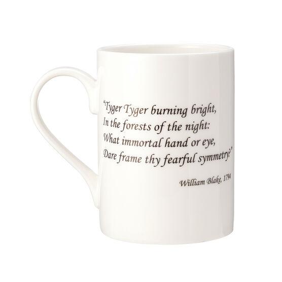William Blake quote mug