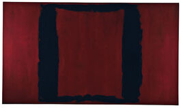 Rothko: Black on Maroon, 1959