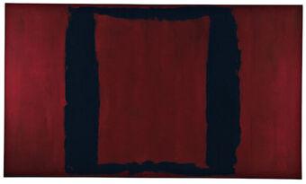 Black On Maroon Mark Rothko 1958 Tate