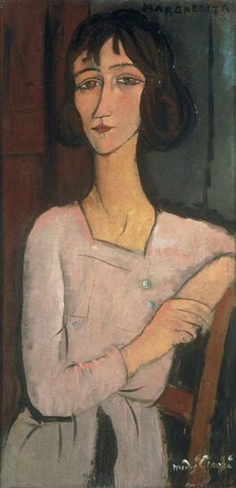 Modigliani: Margherita