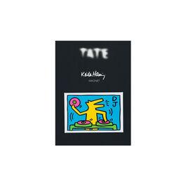 Keith Haring DJ magnet