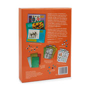 Animals art activity cards