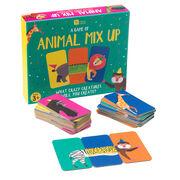 Animal Mix Up card game