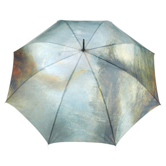 Late Turner Umbrella - Snow Storm