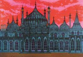 Bernard Brett: The Royal Pavilion, Brighton