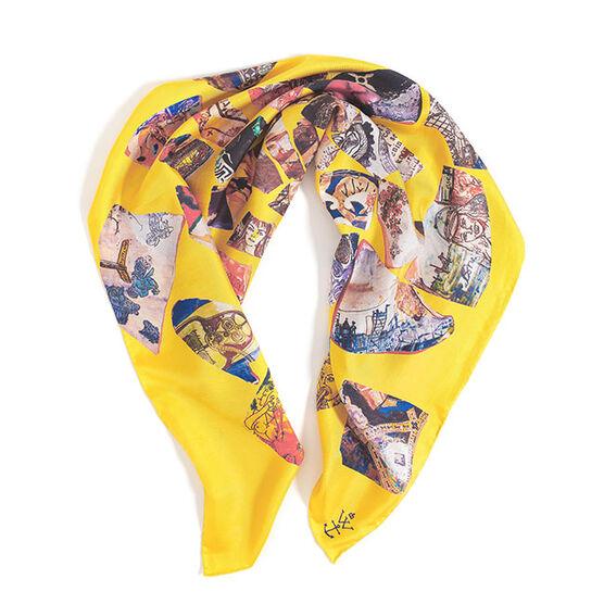 Grayson Perry Shard scarf