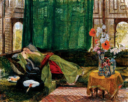 John Frederick Lewis: The Siesta