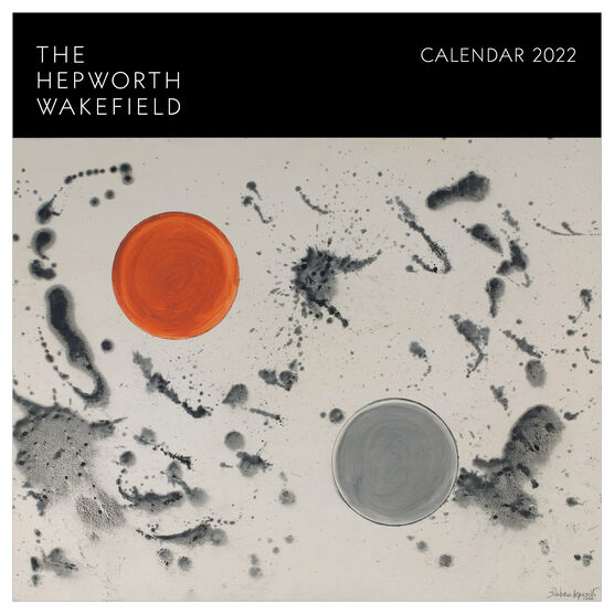 Hepworth Wakefield 2022 wall calendar