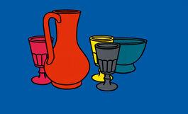 Patrick Caulfield: Coloured Still Life