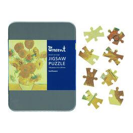 Van Gogh Sunflowers jigsaw
