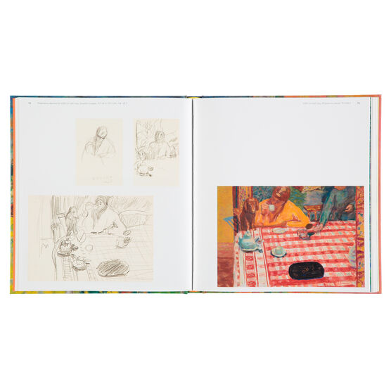 Pierre Bonnard: The Colour of Memory exhibition book (hardback)