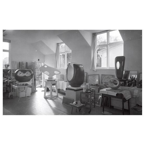 Barbara Hepworth: The Sculptor in the Studio