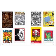 Keith Haring exhibition book