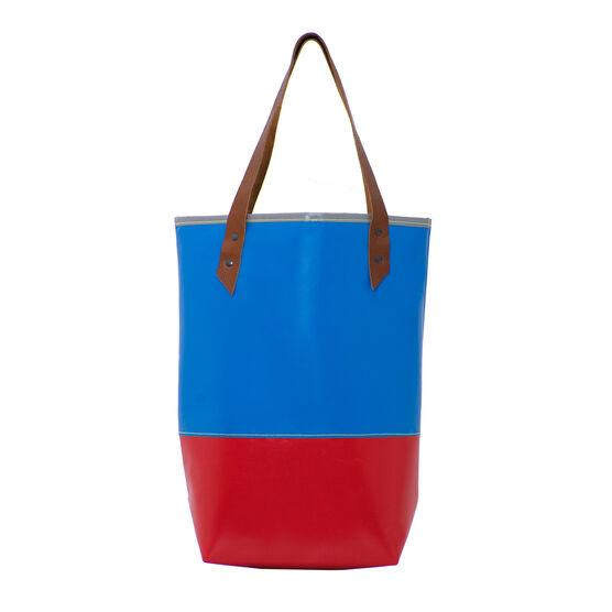 Recycled medium tote bag